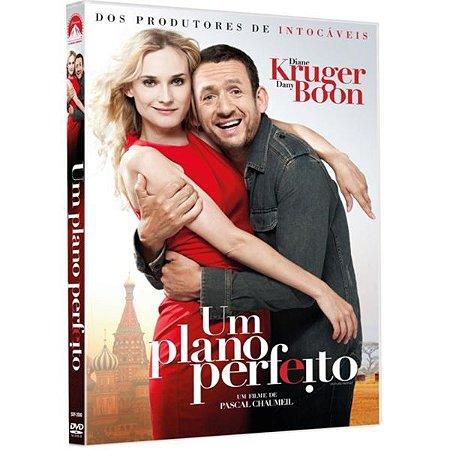 Dvd Um Plano Perfeito - Diane Kruger
