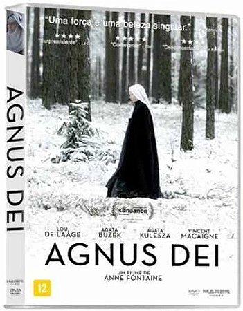 DVD AGNUS DEI - Anne Fontaine