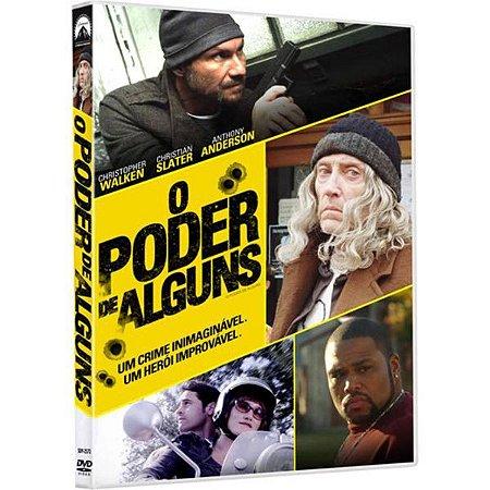 Dvd - O Poder De Alguns - Christopher Walken