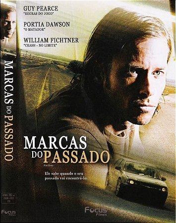 Dvd Marcas Do Passado - Guy Pearce