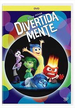DVD - DIVERTIDA MENTE