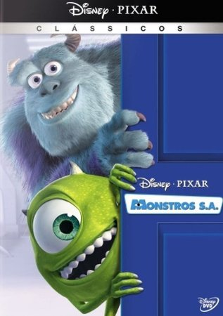 DVD - MONSTROS S.A