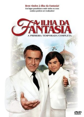 DVD Box A Ilha da Fantasia - 1ª Temp - 4 Discos