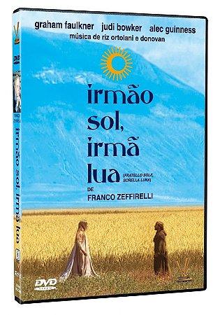 DVD Irmão Sol, Irmã Lua - Versátil