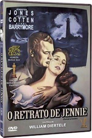 DVD O Retrato de Jennie - Versátil