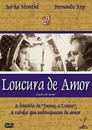 DVD Loucura de Amor - Versátil