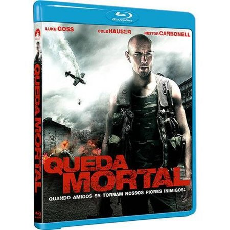Blu-Ray Queda Mortal - Luke Goss
