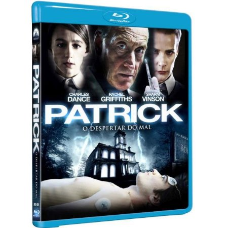 Blu-Ray - Patrick: O Despertar do Mal