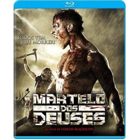 Blu-Ray - Martelo dos Deuses - Hammer of the Gods