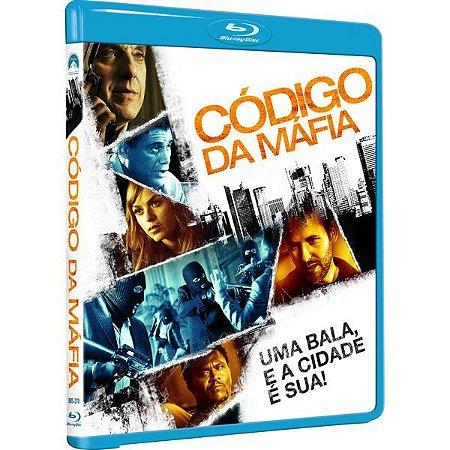 Blu-Ray Código Da Máfia - Avelawance Phillips