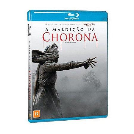 Blu-ray - A Maldição da Chorona
