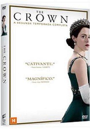 DVD BOX - The Crown - A Segunda Temporada Completa