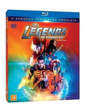 Box Blu Ray Dc'S Legends of Tomorrow - 2ª Temporada Completa
