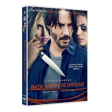 DVD BATA ANTES DE ENTRAR
