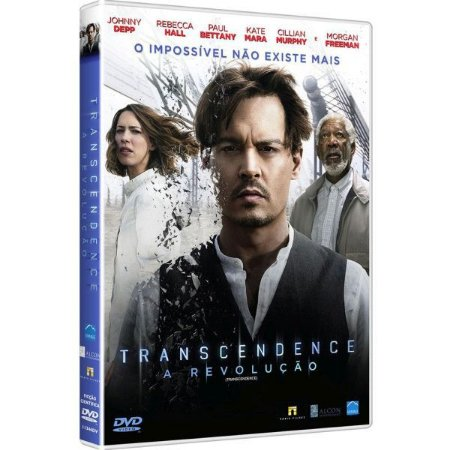DVD TRANSCENDENCE - A REVOLUÇÃO