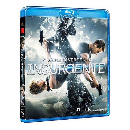 Blu Ray A SÉRIE DIVERGENTE - INSURGENTE