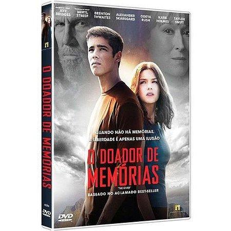 DVD O DOADOR DE MEMÓRIAS