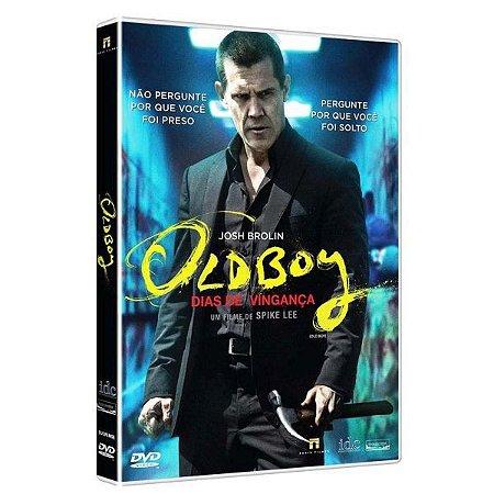 DVD OLD BOY - DIAS DE VINGANÇA