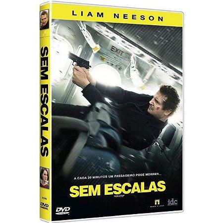 DVD SEM ESCALAS