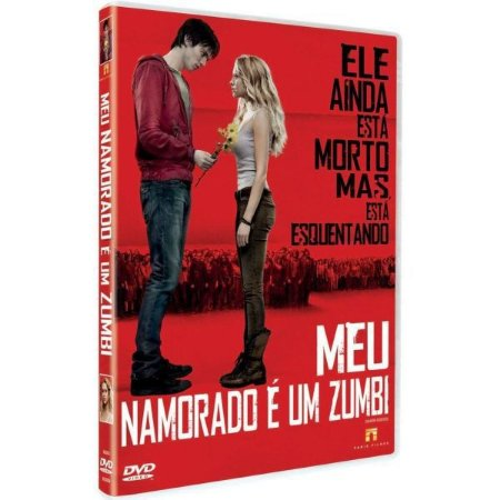 DVD MEU NAMORADO É UM ZUMBI