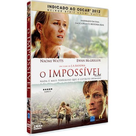 DVD O IMPOSSIVEL