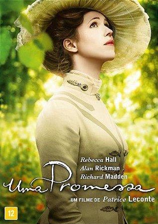 DVD UMA PROMESSA - REBECCA HALL