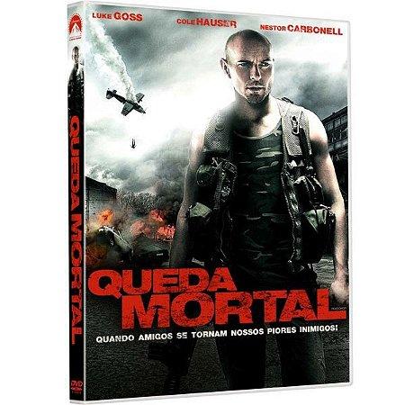 DVD Queda Mortal - Luke Goss