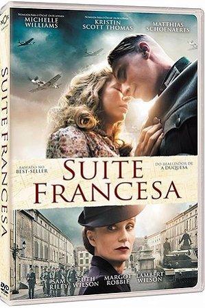 DVD SUITE FRANCESA - MICHELLE WILLIAMS