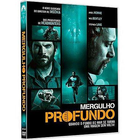 Dvd Mergulho Profundo - Wes Bentley