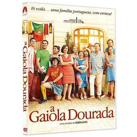 DVD - A Gaiola Dourada
