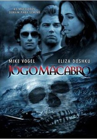 DVD  JOGO MACABRO - MIKE VOGEL