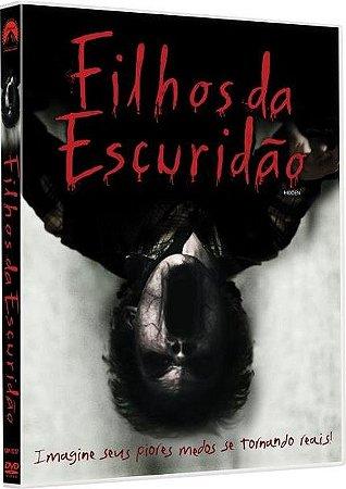 DVD - Filhos da Escuridão - Hidden