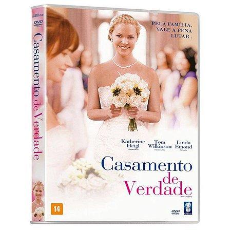 DVD CASAMENTO DE VERDADE - KATHERINE HEIGL