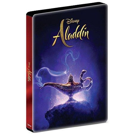 Steelbook - Blu-Ray - Aladdin (2019)