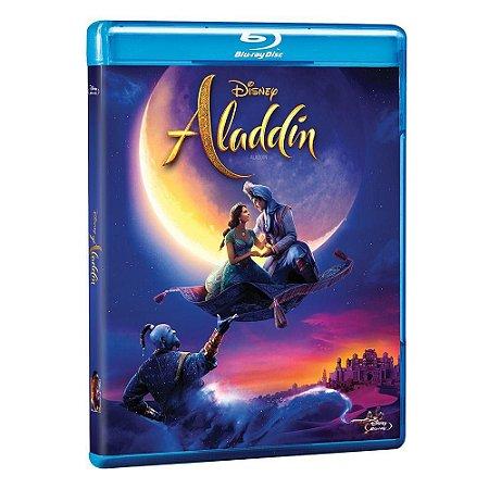 Blu-Ray - Aladdin (2019)