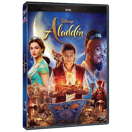 DVD - Aladdin (2019)