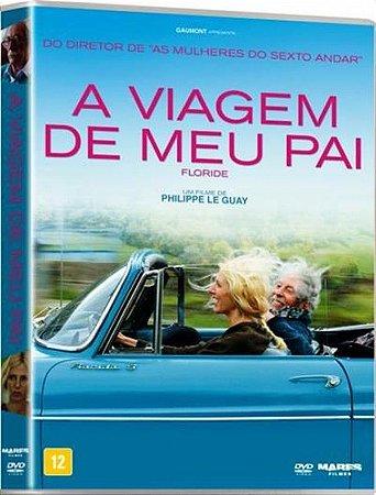 DVD - A VIAGEM DE MEU PAI - PHILIPPE LE GUAY