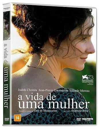 DVD A VIDA DE UMA MULHER - JUDITH CHEMLA