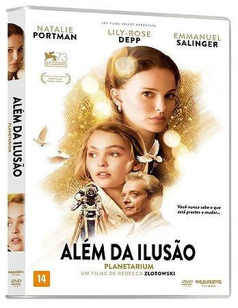 DVD ALÉM DA ILUSÃO - NATALIE PORTMAN