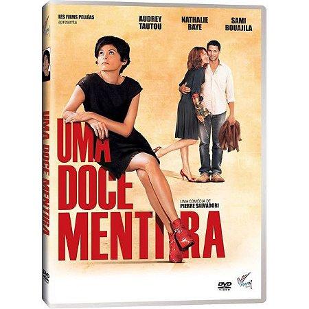 DVD UMA DOCE MENTIRA - AUDREY TAUTOU