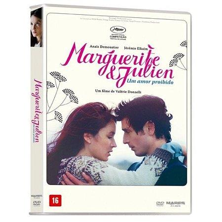 DVD - MARGUERITE & JULIEN: UM AMOR PROIBIDO