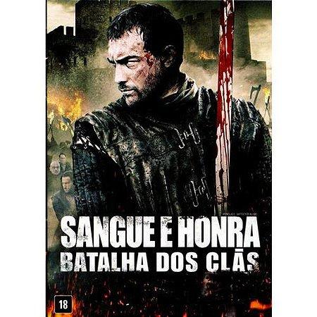 DVD - Sangue e Honra: Batalha dos Clãs