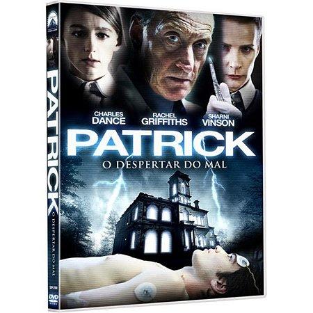 DVD - Patrick - O Despertar Do Mal