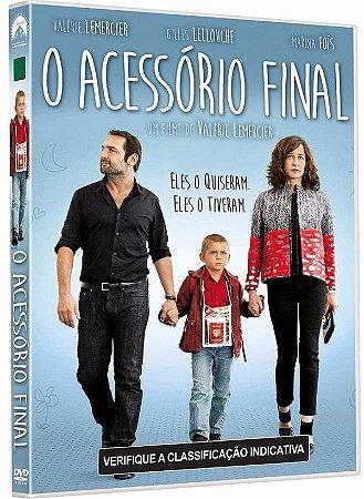 DVD O Acessório Final - Valérie Lemercier