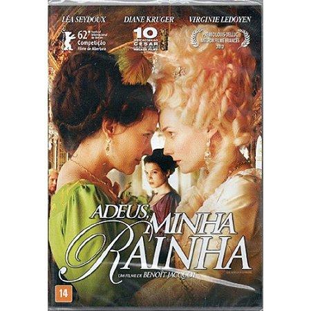 DVD - Adeus, Minha Rainha - Les Adieux à La Reine