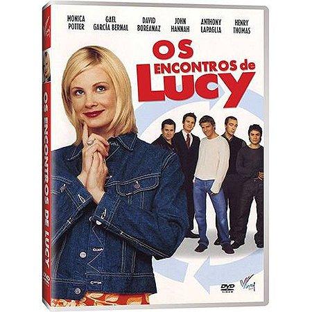 DVD Os Encontros de Lucy - MONICA POTTER