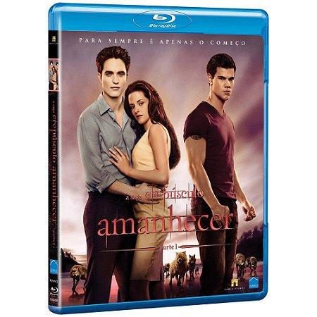 Blu ray: A Saga Crepúsculo Amanhecer Parte 1 Kristen Stewart