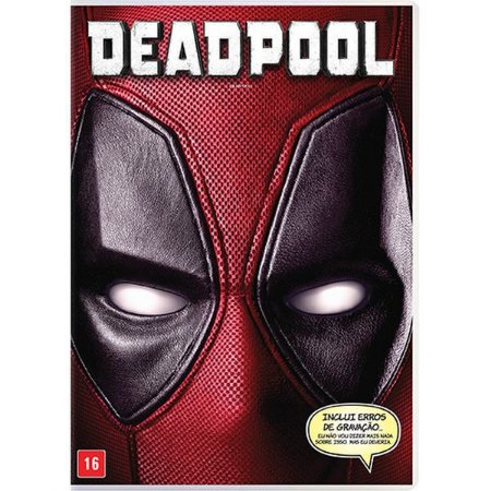 DVD - DEADPOOL