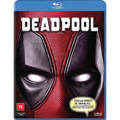 Blu-Ray - Deadpool