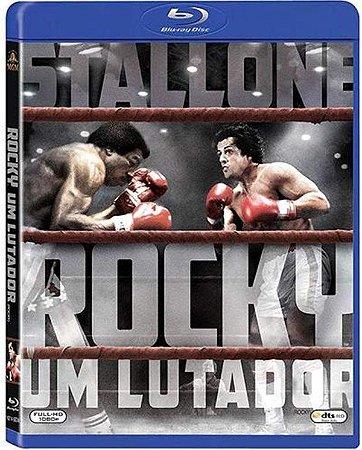 Blu-Ray Rocky Um Lutador - Sylvester Stallone